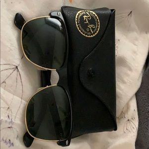 Ray ban oversized club masters